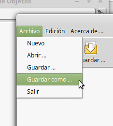 Editor simple en Lazarus - 07