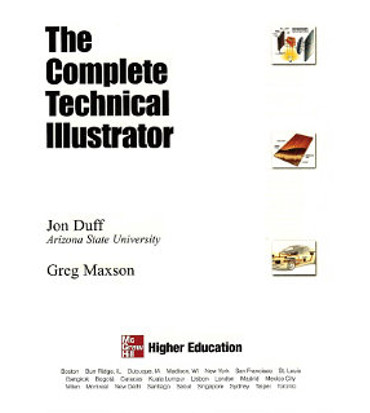 The Complete Technical Illustrator a 20 dolares